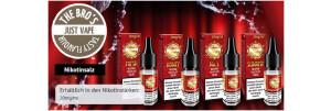 The Bro's - Nikotinsalz Liquids