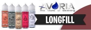 AVORIA - Longfill Aromen