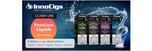 InnoCigs Liquids - Classy Line
