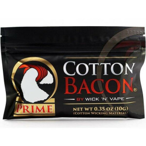 Wick N Vape Cotton Bacon Prime Wickelwatte