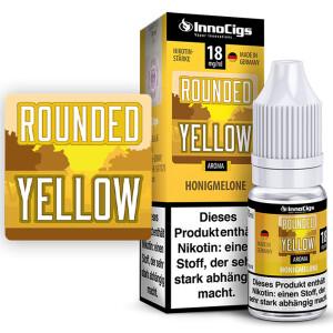 Rounded Yellow Honigmelone - InnoCigs Liquid für...