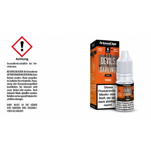 Devils Darling Tabak Aroma - InnoCigs Liquid für E-Zigaretten