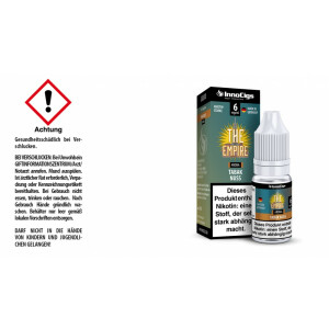 The Empire Tabak Nuss Aroma - InnoCigs Liquid für...
