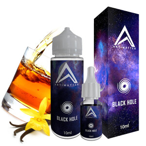 Black Hole - Antimatter Aroma 10ml - Short Fill