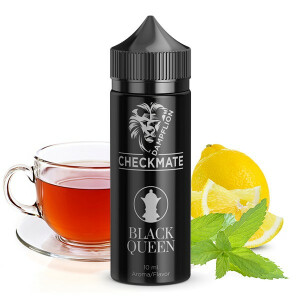 Dampflion - Black Queen - Shake and Vape Aroma