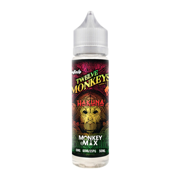 Twelve Monkeys - Hakuna - 50ml