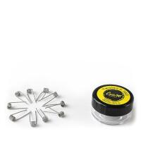 COILART 10 x Prebuild Twisted Coil 0.36 Ohm (26GA/26GA) - P5