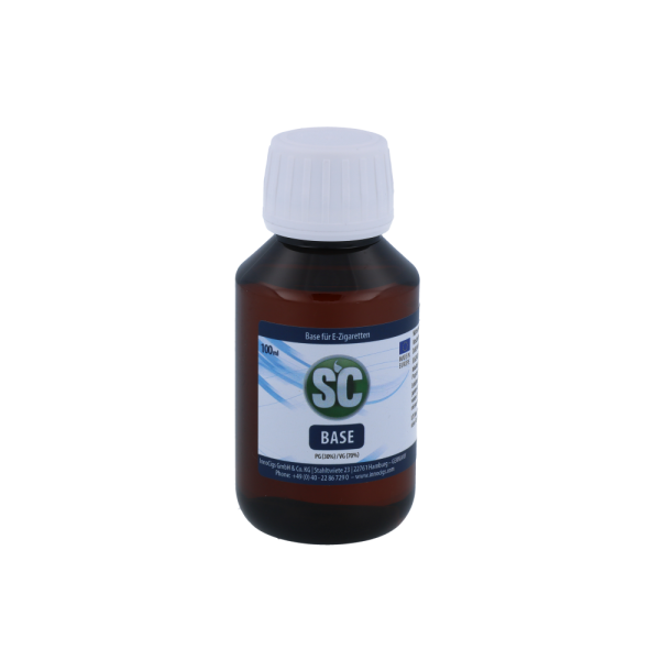 SC Base 100ml 0mg/ml 70VG/30PG