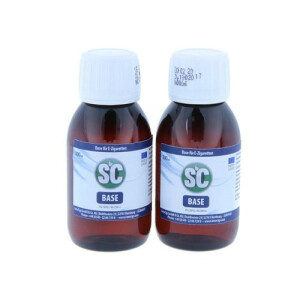 SC Base 100ml 0mg/ml 80VG/20PG