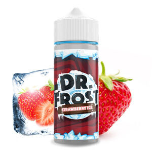 Dr. Frost - Polar Ice Vapes - Strawberry Ice 100ml