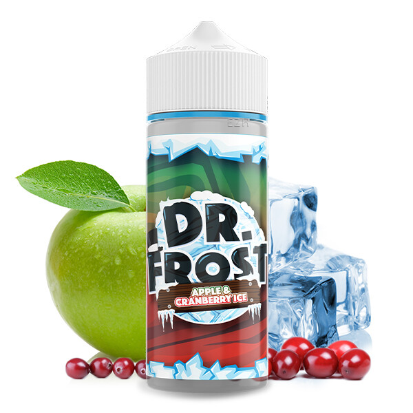 Dr. Frost - Polar Ice Vapes - Apple Cranberry Ice 100ml