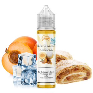 Flavour Smoke - Marillenknödel On Ice 20ml Mixn Vape...
