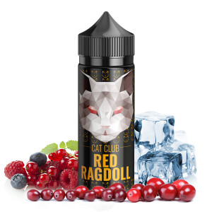 Red Ragdoll - Cat Club Aroma 10ml