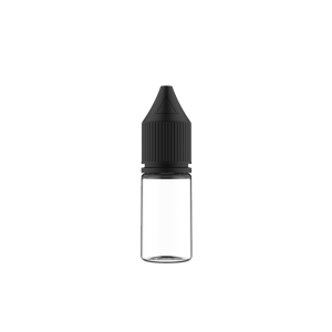 Chubby Gorilla 10ml V3 PET Unicorn Leerflasche Flasche...