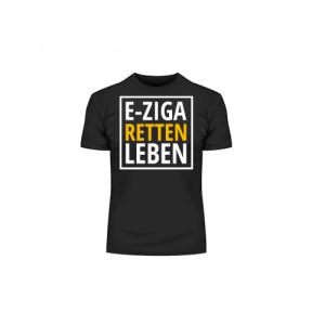 """T-Shirt """"E-ZigaRetten Leben"""""""