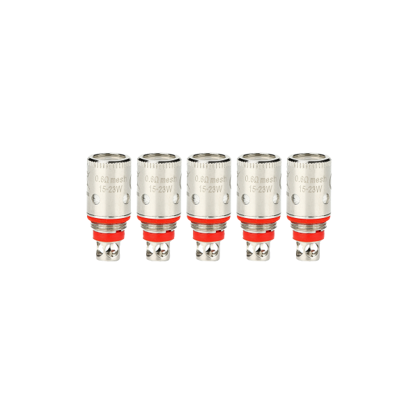 Squid Industries Squad Mesh Heads 0,6 Ohm (5 Stück pro Packung)
