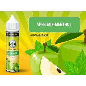 Apfelmix - SC Vape Base 0mg/ml 50ml - Shake and Vape