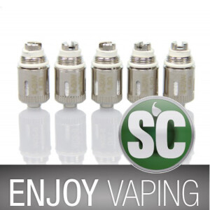SC GS Air Clearomizer Head (Dual Coil) 1,5 Ohm