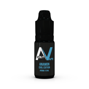 About Vape - Cool Edition - Aroma Anamon 10ml