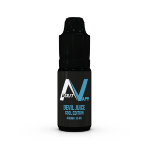 About Vape - Cool Edition - Aroma Devil Juice 10ml