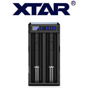 XTAR VC2 2-Schacht USB-Ladegerät