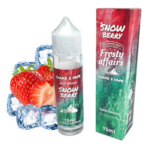 Frosty Affairs - Longfill Aroma Snowberry 15ml