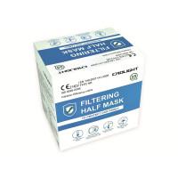 FFP2 Atemschutzmasken NR -  CRDLIGHT