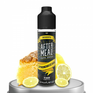 After Meal - Aroma Zitronenkuchen 15ml