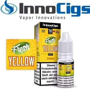 Fresh Yellow Zitrone Aroma - InnoCigs Liquid für...