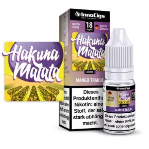 Hakuna Matata Mango-Traube Aroma - InnoCigs Liquid...
