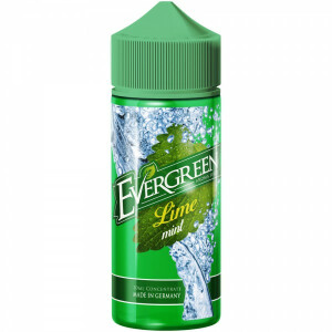 Evergreen - Lime Mint Longfill Aroma 30ml