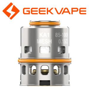 GeekVape M Series 0,15 Ohm Quadra Coil Verdampferkopf (5...