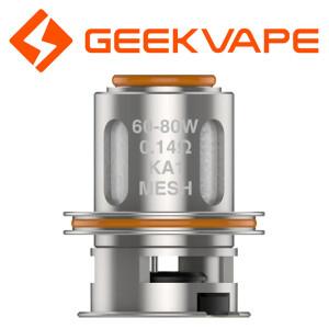 GeekVape M Series 0,14 Ohm Single Coil Verdampferkopf (5...