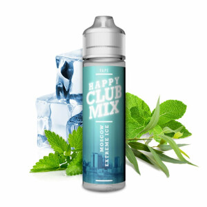 Happy Club Mix - Longfill Aroma Moscow Extreme Ice 10ml