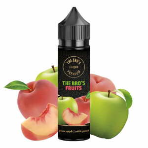 The Bros - Fruits - Longfill Aroma Green Apple White...