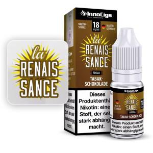 La Renaissance Tabak Schokolade - InnoCigs Liquid für...