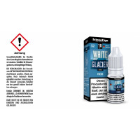 White Glacier - Menthol - Innogis Liquid Made in Germany