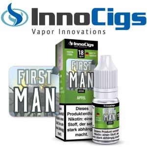 First Man - Apfel - InnoCigs Liquid für E-Zigaretten