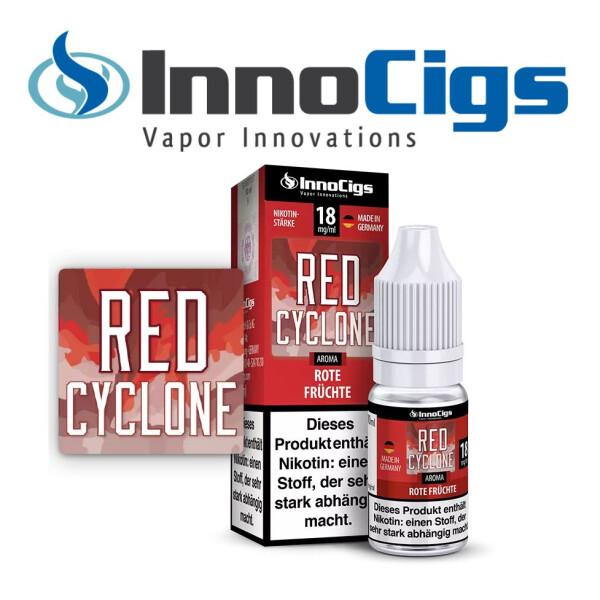 Red Cyclone Rote Früchte Aroma - InnoCigs Liquid für E-Zigaretten