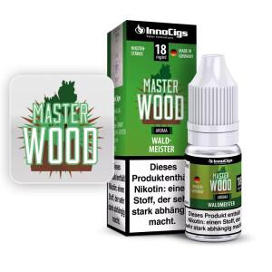 Master Wood Waldmeister Aroma - InnoCigs Liquid für E-Zigaretten