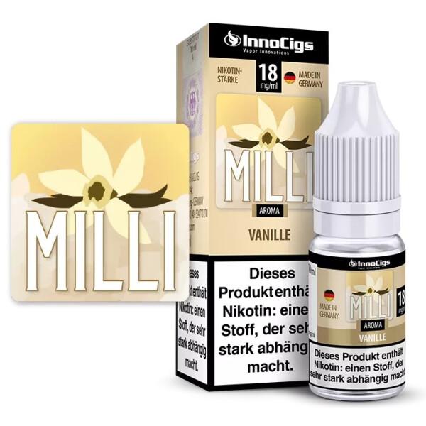Milli Vanille Aroma - InnoCigs Liquid für E-Zigaretten