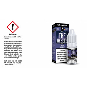 The Rebels Tabak Vanille Aroma - InnoCigs Liquid für...