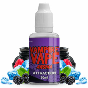 ATTRACTION 30 ml Aroma - Vampire Vape