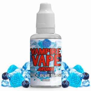 COOL BLUE SLUSH 30 ml Aroma - Vampire Vape