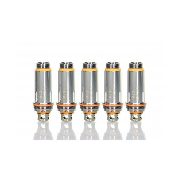 Aspire Cleito Heads 0,16/ 0,2/0,27/0,4 Ohm (5 Stück pro Packung)