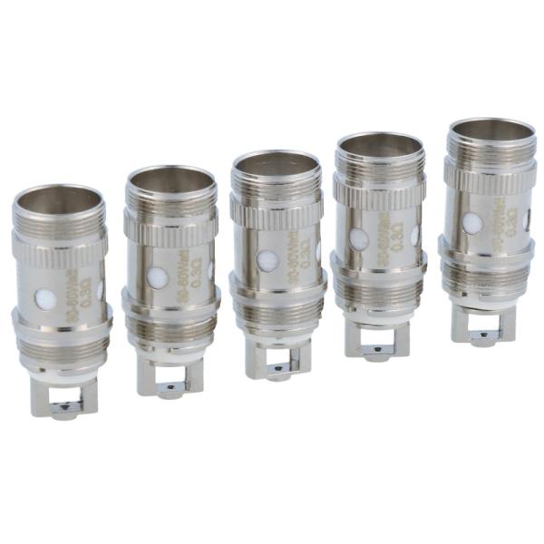 Eleaf EC Head 0,3 Ohm - 5 Stück (SC - Silverconcept)