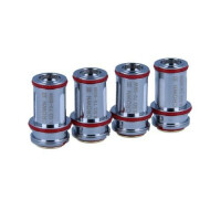 Uwell - Crown 3 Parallel SUS316 Heads 0,5 Ohm (4 Stück pro Packung)