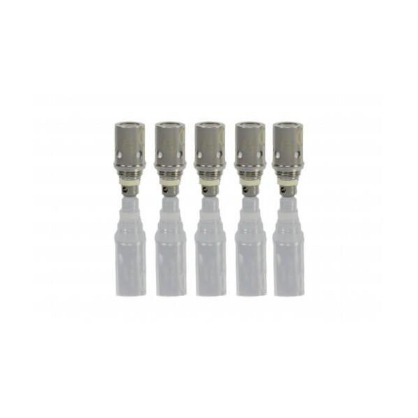 Aspire BVC Clearomizer Heads CE5-S, ET-S, K1, K2 (5 Stück pro Packung)