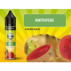 Kaktusfeige - SC Vape Base 0mg/ml 50ml - Shake and Vape