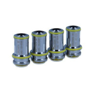 Uwell - Crown 3 Parallel Parallel Heads 0,4 Ohm (4 Stück pro Packung)